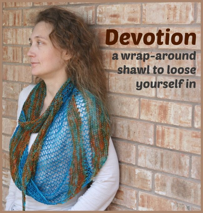Devotion - free knit pattern