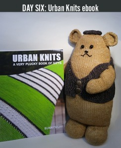 bunnymuff giveaway - day six, Urban Knits Gift