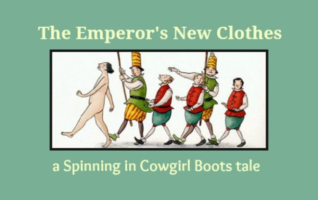 a Spinning in Cowgirl Boots tale