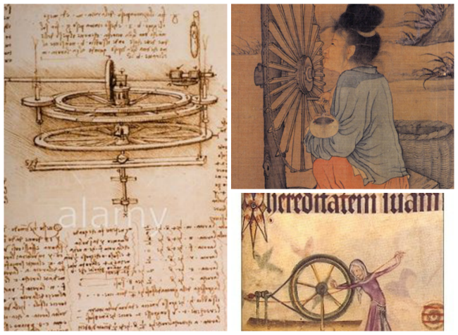 A History of the Spinning Wheel