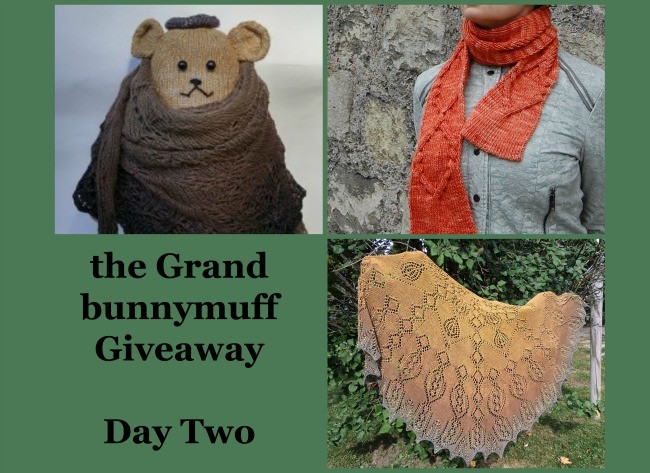 bunnymuff giveaway - day two