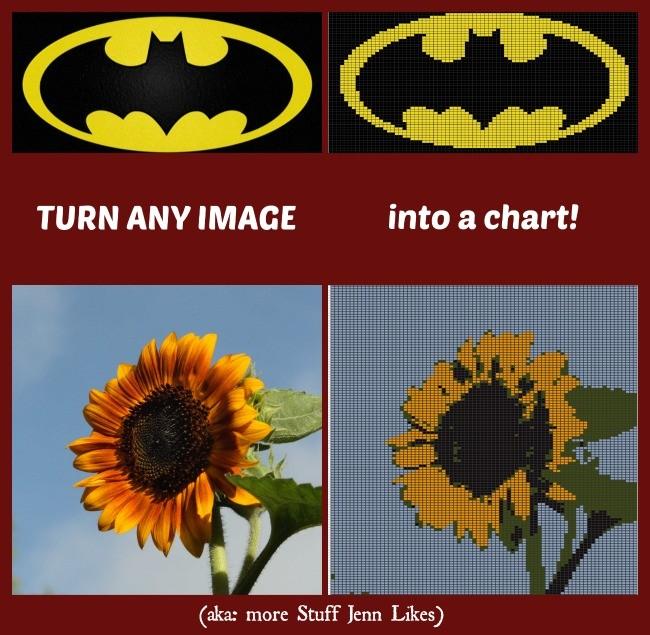 Turning Any Image Into A Knit Chart Stuff Jenn Likes