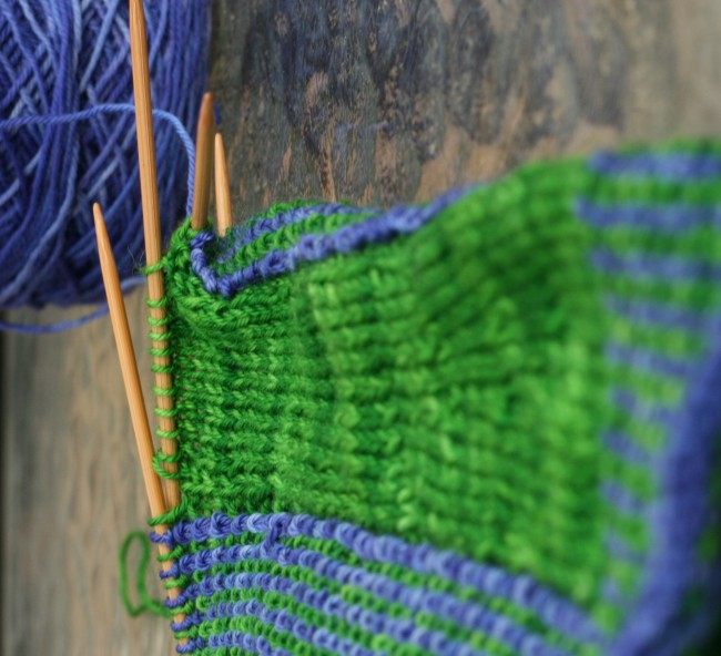 Stitching myself back together