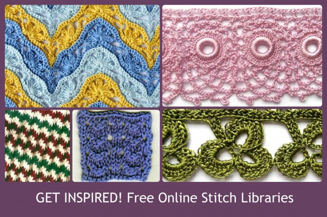 Free Online Stitch Libraries
