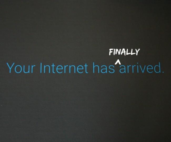 How I Finally Got Google Fiber