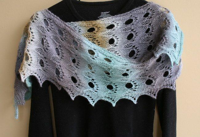 Shetland Glory free knit pattern