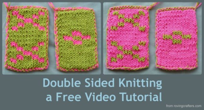Double Sided Knitting Roving Crafters