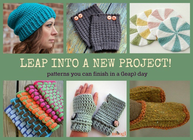 Projects for Leap Day